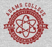 Adams College Greek Games Champions by pufahl