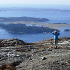 Eldsfjellet by Annbjrg  Nss