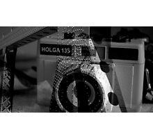 Steel and Plastic Photographic Print