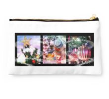 Christmas Trio Studio Pouch