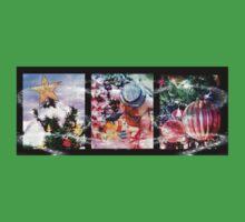 Christmas Trio Baby Tee