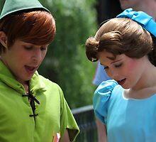Peter Pan & Wendy by HeloiseDiez