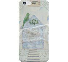 Admit One iPhone Case/Skin
