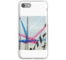 PLanes and boats iPhone Case/Skin