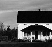 Johnson Farm house by Joshua Greiner