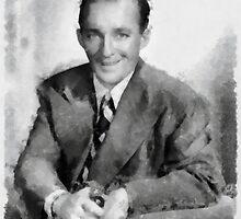 Bing Crosby by John Springfield by esotericaart