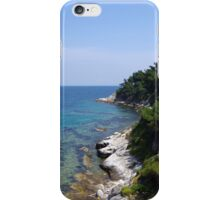 The Emerald Sea Shore iPhone Case/Skin