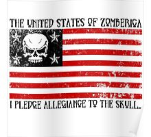 United States of Zomberica Poster