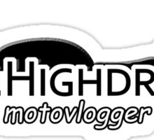 AtHighdriver Stickerss. Sticker