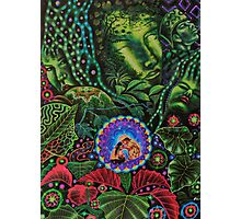 Ayahuasca Vision Photographic Print