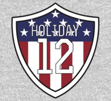 Lauren Holiday #12   USWNT Kids Clothes