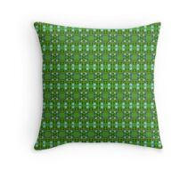 Flying Leaves #4 Throw Pillow