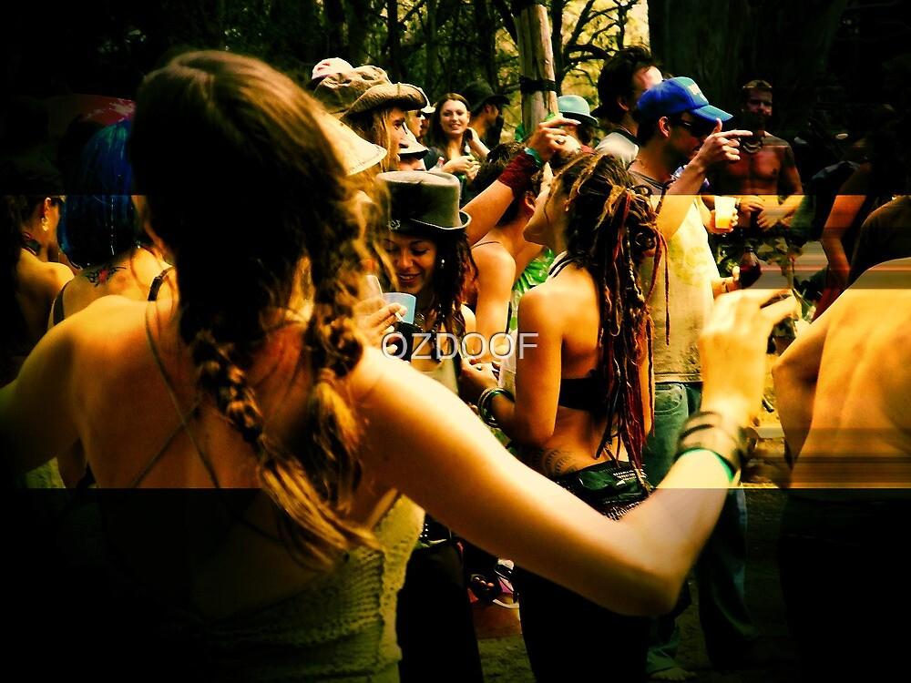 Dancefloor Glimpses // Akasha 2007 by OZDOOF