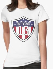 Alex Morgan #13 | USWNT Womens Fitted T-Shirt