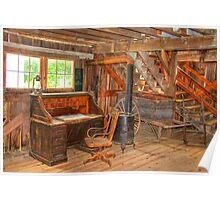 Krug Village Grist Mill-2 Poster
