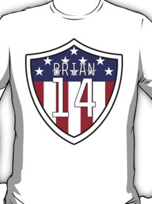 Morgan Brian #14 | USWNT T-Shirt