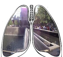 Lungs - WTC Memorial  by riskeybr