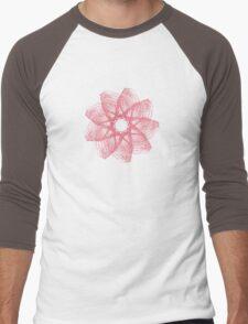 """Bloom 2 """"Inner Layer"""" Men's Baseball ¾ T-Shirt"""