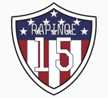 Megan Rapinoe #15 | USWNT One Piece - Long Sleeve