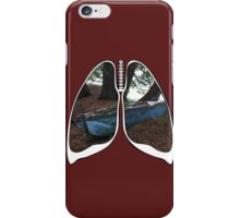 Lunges - Abandoned Boat iPhone Case/Skin