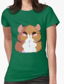 Hamster Everything Womens Fitted T-Shirt