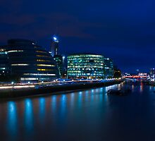 Thames view by liquidawn