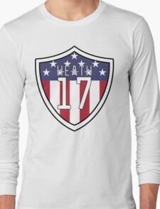 Tobin Heath #17 | USWNT Long Sleeve T-Shirt