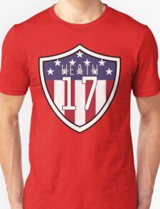 Tobin Heath #17 | USWNT T-Shirt