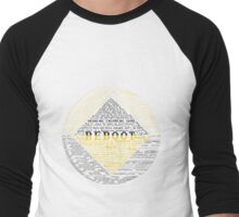 ReBoot Typography Men's Baseball ¾ T-Shirt