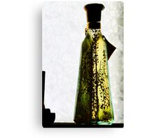 Spice In A Bottle Canvas Print