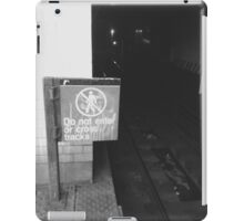 Canal St.  iPad Case/Skin