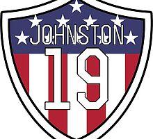 Julie Johnston #19 | USWNT by dysfnctnlysane