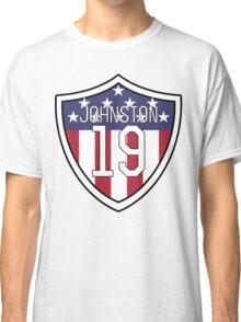 Julie Johnston #19 | USWNT Classic T-Shirt