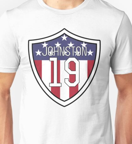 Julie Johnston #19 | USWNT Unisex T-Shirt