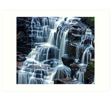 Corra Linn,New Lanark,Scotland Art Print