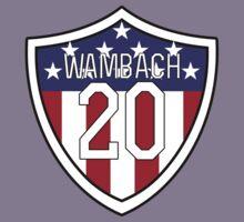Abby Wambach #20 | USWNT Kids Tee