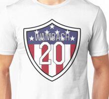 Abby Wambach #20   USWNT Unisex T-Shirt