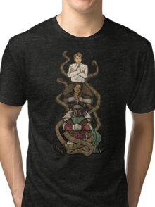 No Turning Back Now Tri-blend T-Shirt