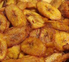 Cooked Bananas by Mario  Vazquez