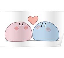 Dango Daikazoku - Clannad Poster