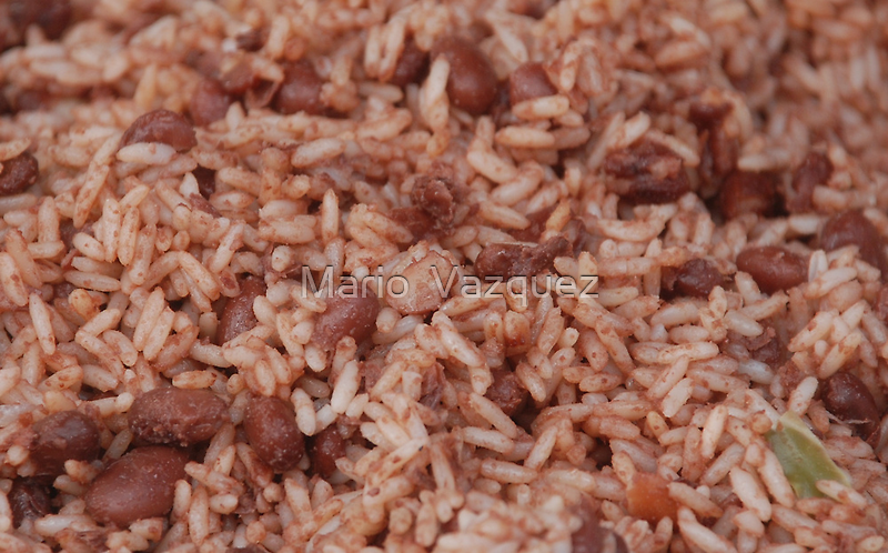 Cooked Rice by Mario  Vazquez