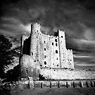 Rochester Castle Medway by Stephen Thomas Green
