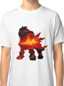 Entei used eruption Classic T-Shirt