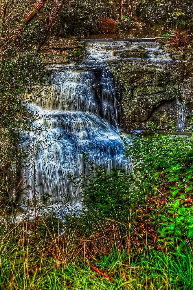 Agnes Falls #1 by Jason Green
