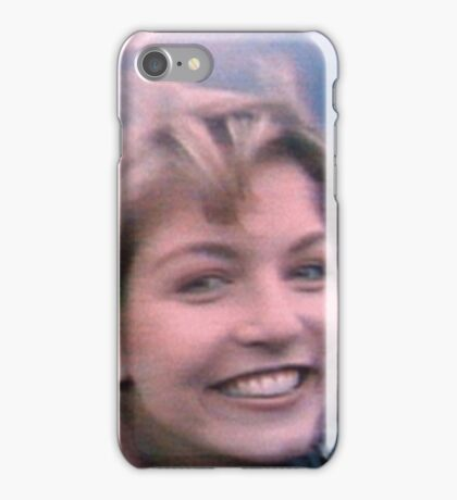 Laura Palmer Nostalgia iPhone Case/Skin