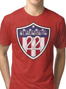 Meghan Klingenberg #22 | USWNT Tri-blend T-Shirt