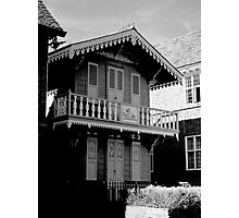 Charles Dickens Chalet Photographic Print