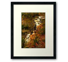 Agnes Falls #2 Framed Print