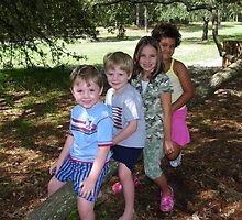 The Tree Climbers by Judy Wanamaker