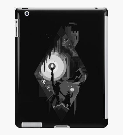 TOGETHER QUEST iPad Case/Skin